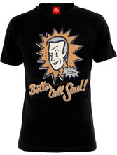 Breaking Bad Better Call Saul Comic Shirt black