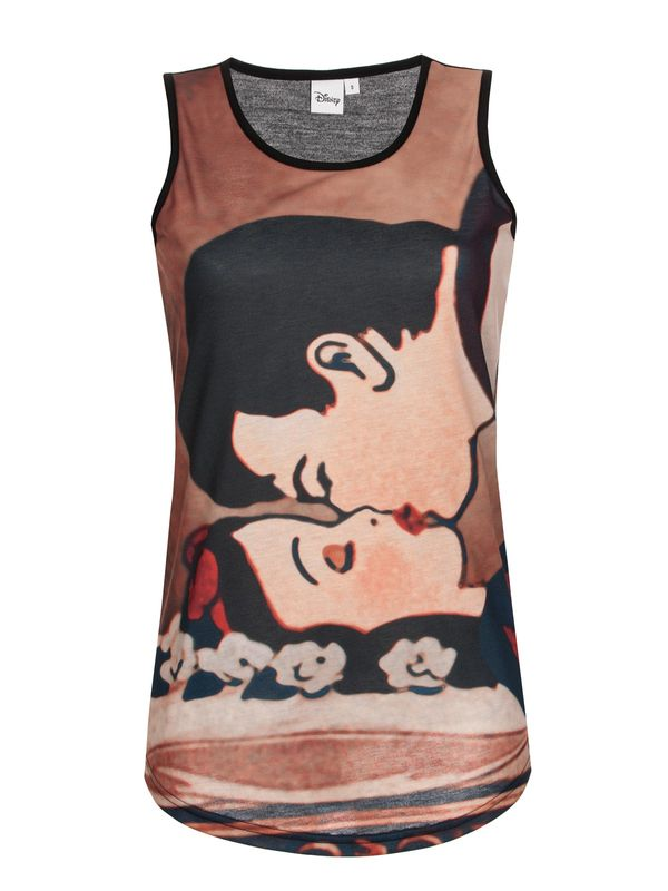 Disney DISNEY Snowwhite Kiss Top black – Bild 1