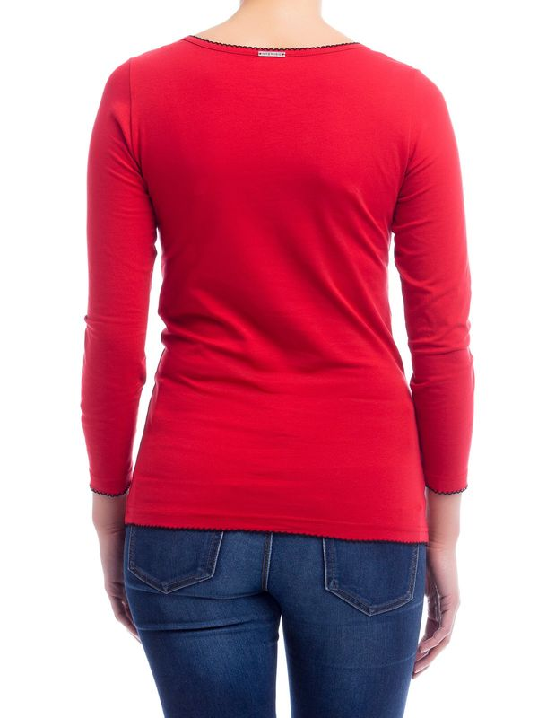 Vive Maria Give Me Your Love Classic 3/4 Longsleeve red – Bild 1