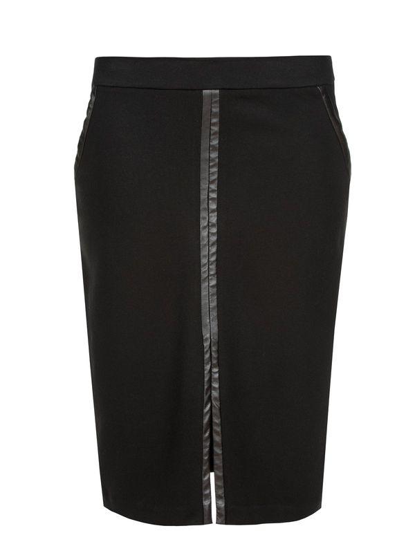 Vive Maria Famous Pencil Skirt black – Bild 1