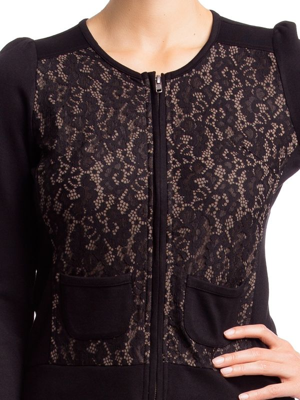 Vive Maria Little Sweet Lace Jacket black – Bild 3