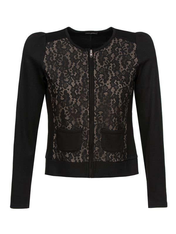 Vive Maria Little Sweet Lace Jacket black – Bild 0