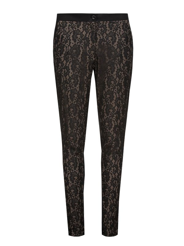 Vive Maria Black Lace Pants black – Bild 0