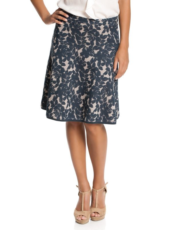 Vive Maria My Cover Girl Skirt creme/navy – Bild 2