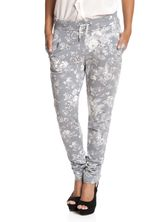 Vive Maria Smoky Rose Pants grey allover – Bild 1