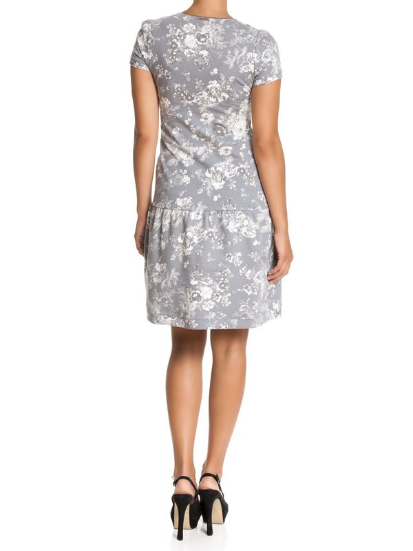 Vive Maria Smoky Rose Dress grey allover – Bild 2