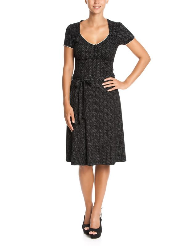Vive Maria Go On Holiday Dress black – Bild 1
