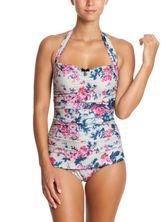 Vive Maria Happy Flower Swimsuit green allover – Bild 1