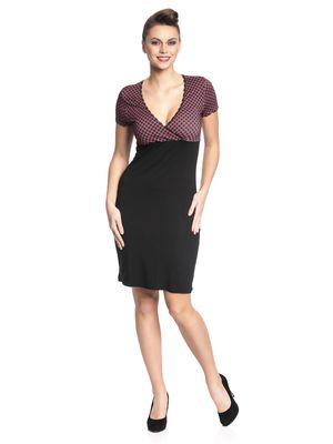 Pussy Deluxe Roxy Checkered Dress, Kleid – Bild 1