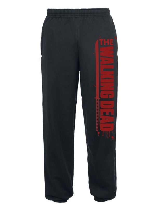 The Walking Dead Sweat Pants Männer Jogging Hose schwarz – Bild 0