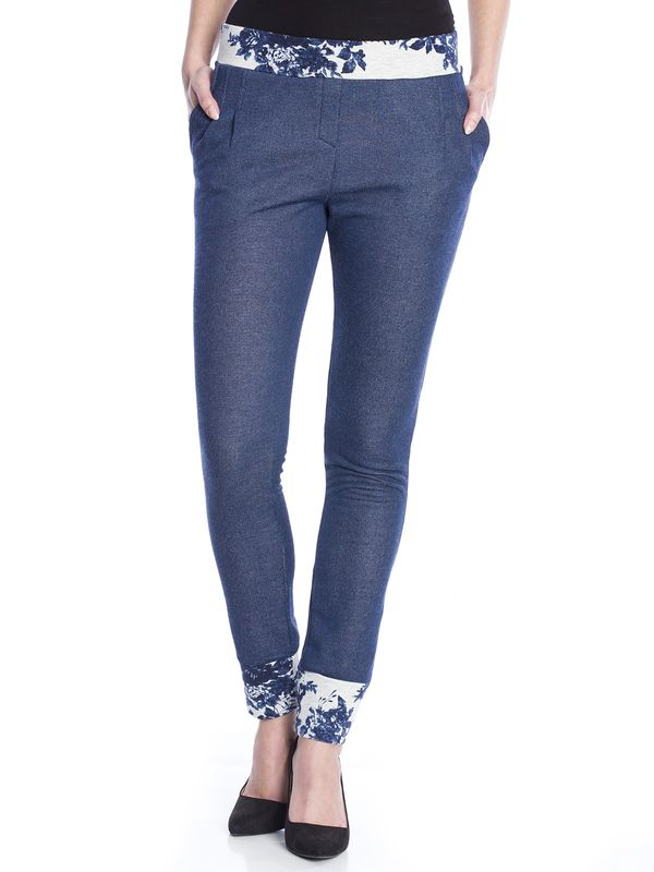 Vive Maria Faded Blue Pants dark blue  – Bild 1