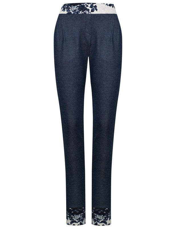 Vive Maria Faded Blue Pants dark blue  – Bild 0