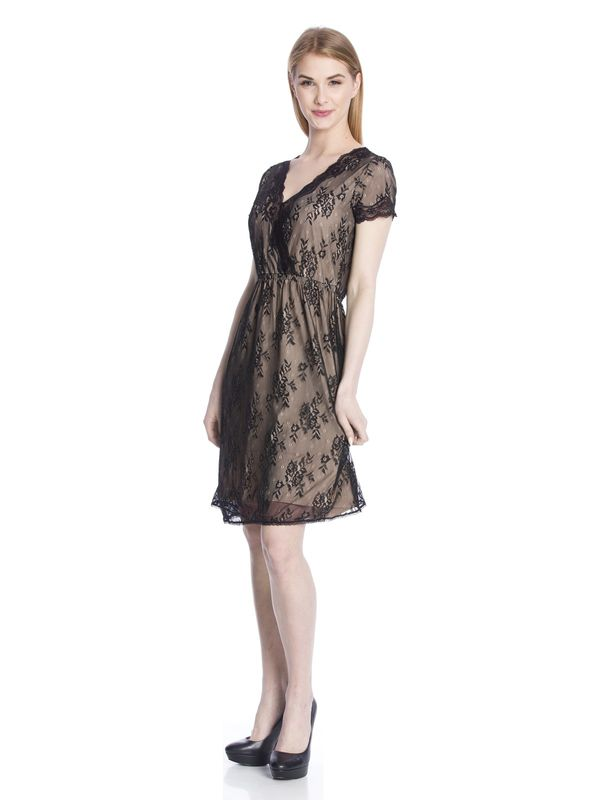 Vive Maria Black Fairy Lace Dress black  – Bild 2