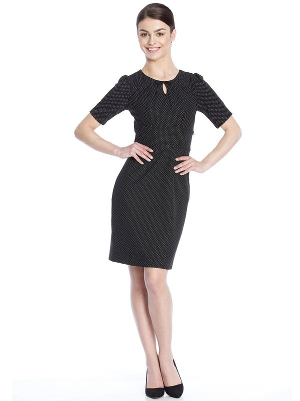 Vive Maria A La Francaise Dress black  – Bild 2