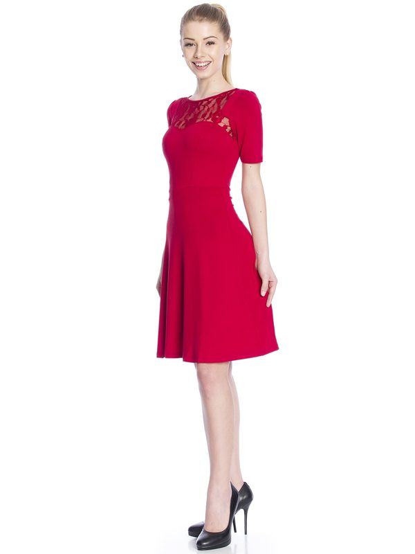 Vive Maria Red Boheme Dress red – Bild 2