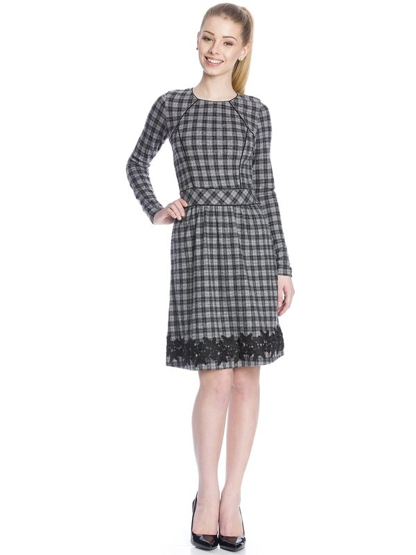 Vive Maria London Girl Dress gray – Bild 1