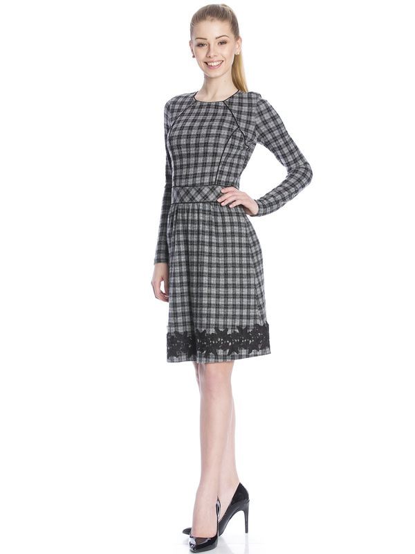 Vive Maria London Girl Dress Kleid grau – Bild 3