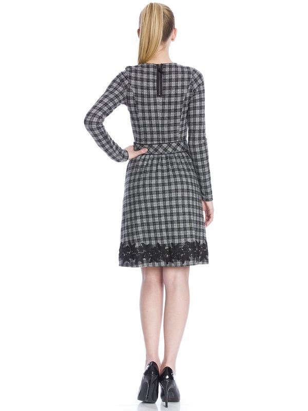 Vive Maria London Girl Dress Kleid grau – Bild 4