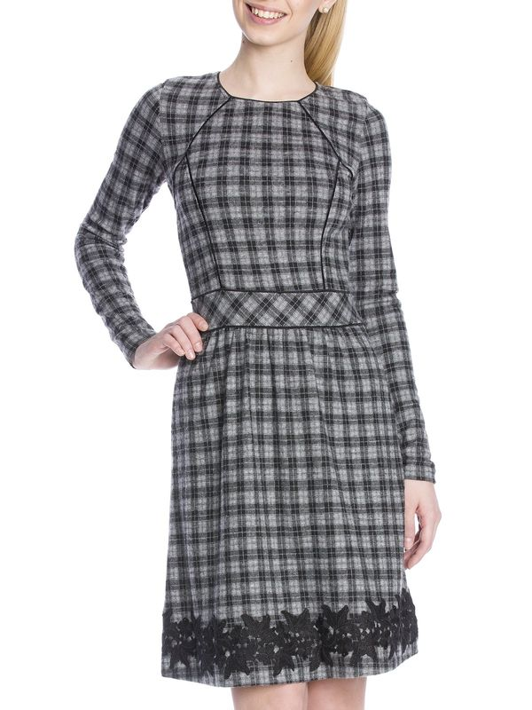 Vive Maria London Girl Dress Kleid grau – Bild 5