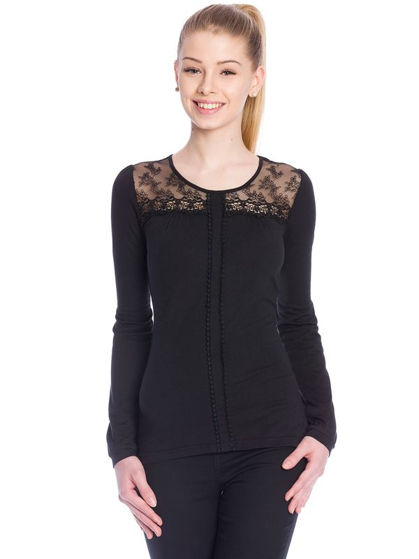 Vive Maria Black London Blouse black – Bild 1
