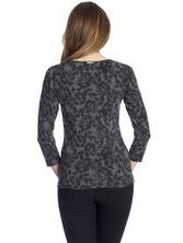 Vive Maria Black Pin-Up Shirt gray allover – Bild 3