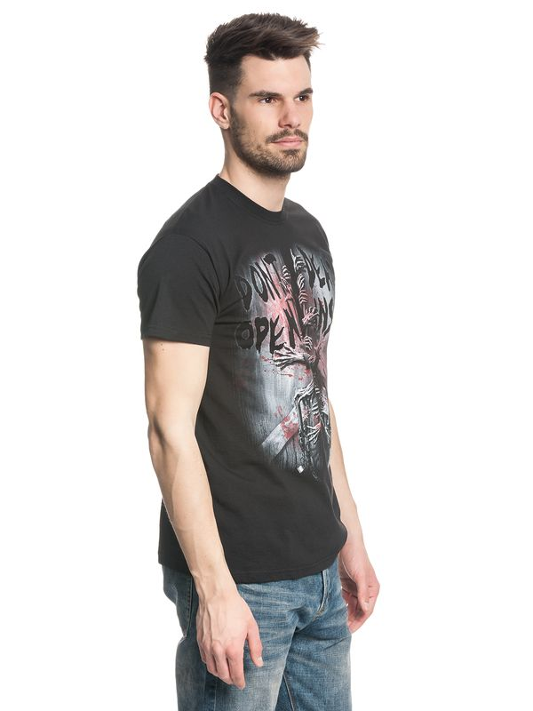 The Walking Dead Dead inside male Shirt black – Bild 3