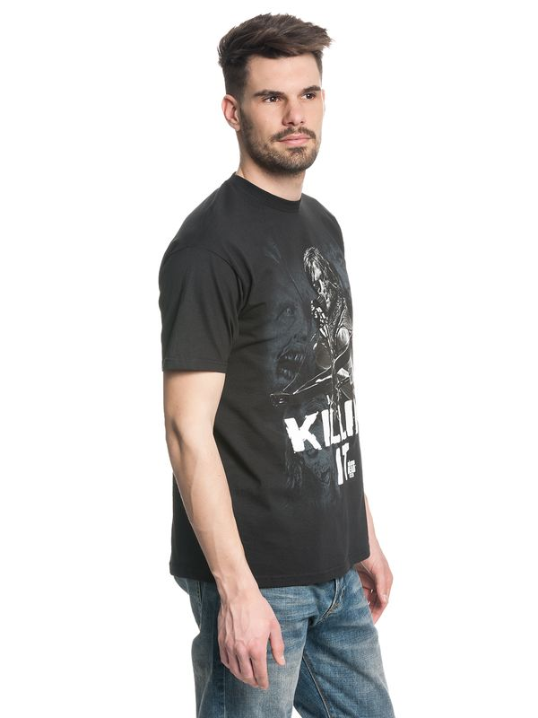 The Walking Dead Killin it male Shirt black – Bild 3