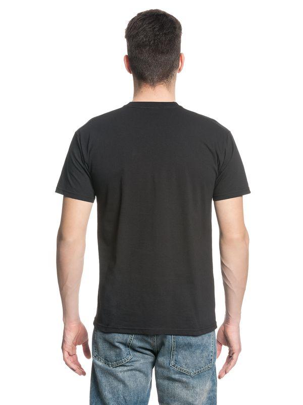 The Walking Dead Skull Männer T-Shirt schwarz – Bild 3