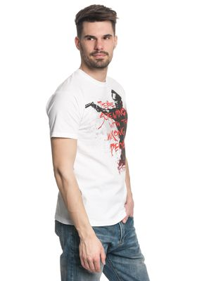 The Walking Dead Wrong People Männer T-Shirt weiss – Bild 2