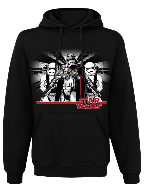 Hybris Star Wars Captain Phasma Hoodie (Black)