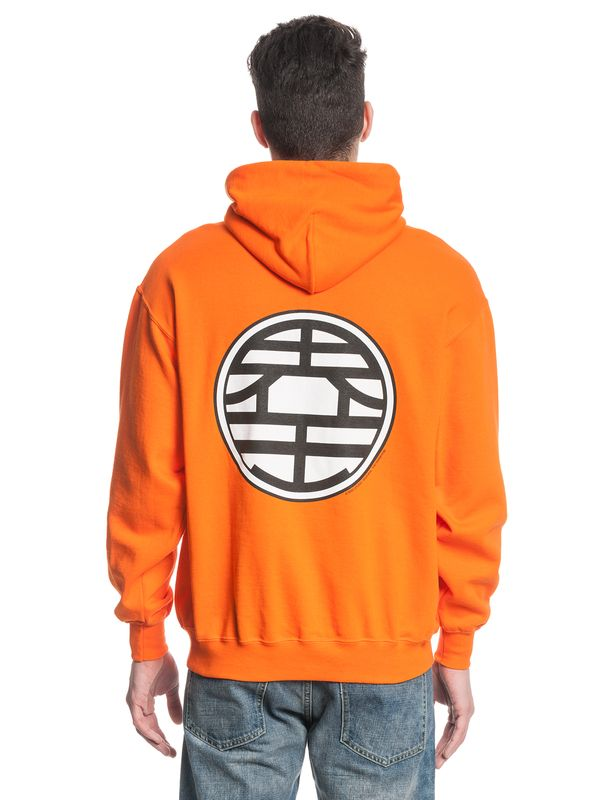Dragonball Dragon Ball Z Hooded Sweater male, Herren Kapuzenpullover – Bild 4