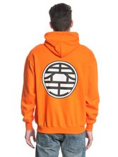 Dragonball Dragon Ball Z Hooded Sweater male orange – Bild 3