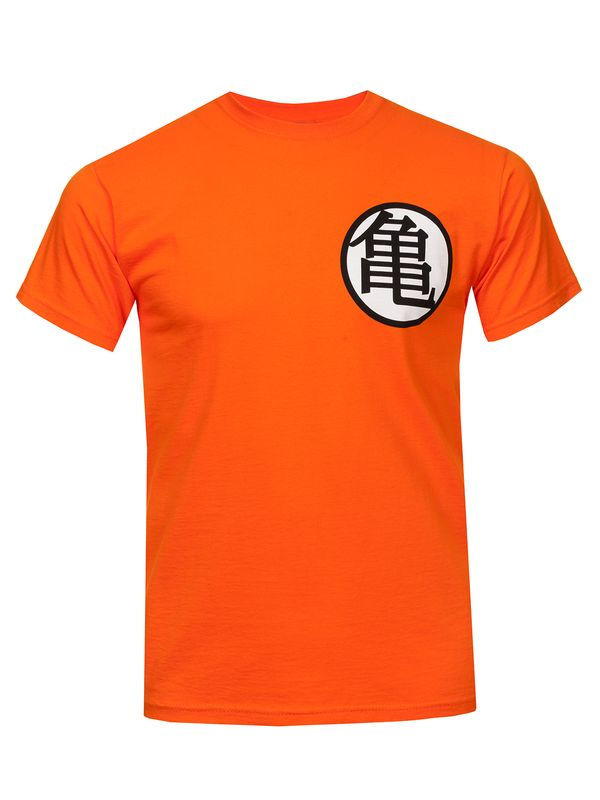 Dragonball Dragon Ball Z T-Shirt male orange – Bild 1