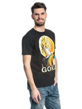 Dragonball Dragon Ball Z Goku Super Saiyan Male T-Shirt black – Bild 2