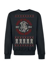Suns Of Anarchy Redwood Original Sweater black – Bild 0