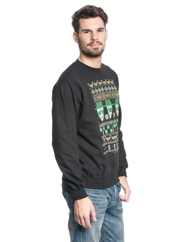 Breaking Bad Heisenberg Knit Sweater schwarz – Bild 2