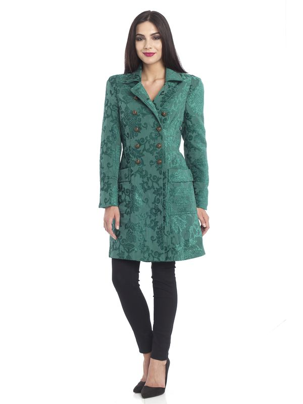 Vive Maria Amadeus Mantel emerald – Bild 1