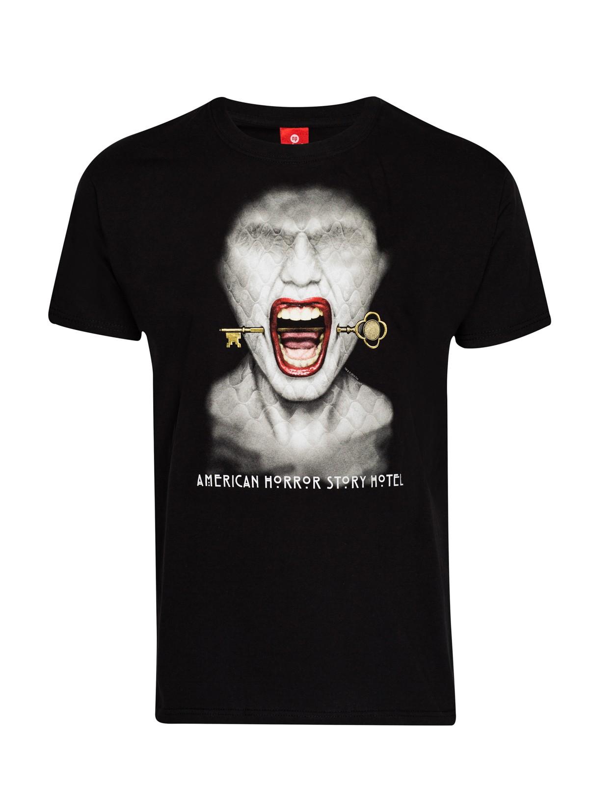 American Horror Story Key T-Shirt schwarz – Bild 1 ...