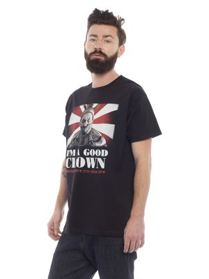 American Horror Story Good Clown T-Shirt schwarz – Bild 2
