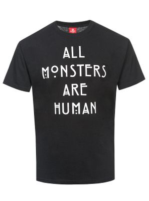 American Horror Story All Monster Are Human T-Shirt schwarz – Bild 0