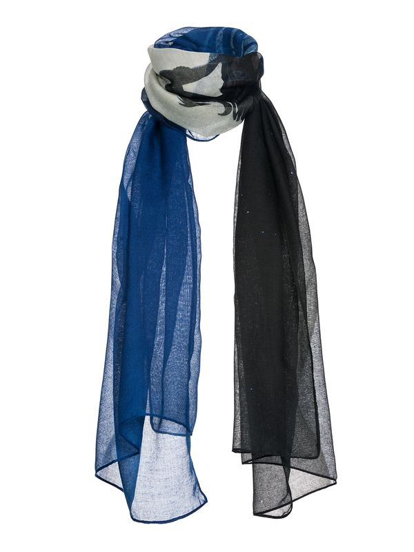 Disney Ariel Moonlight Scarf black allover – Bild 1