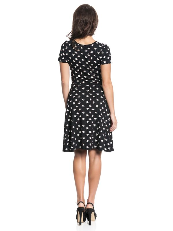 Vive Maria Sweet Birds Dress black – Bild 4