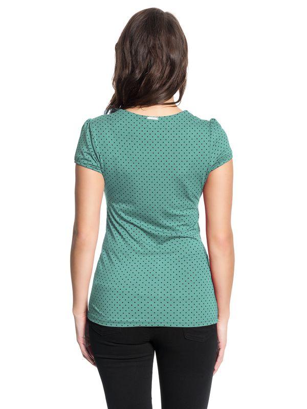 Vive Maria American Beauty Shirt grün – Bild 3
