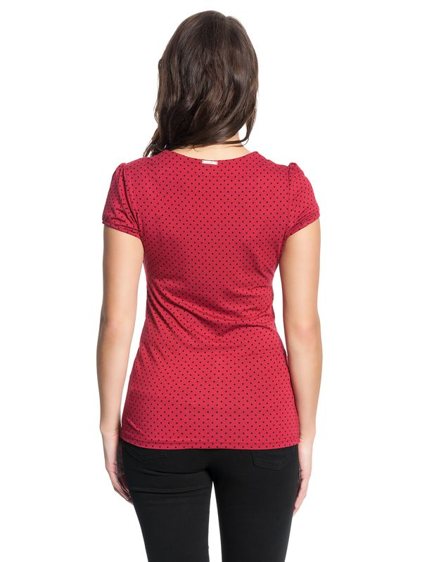 Vive Maria American Beauty Shirt red – Bild 4
