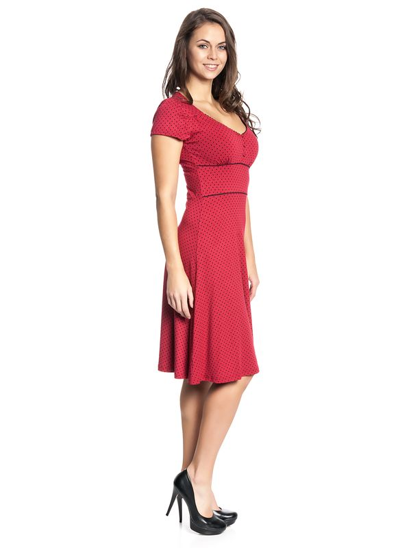 Vive Maria American Beauty Dress red – Bild 3