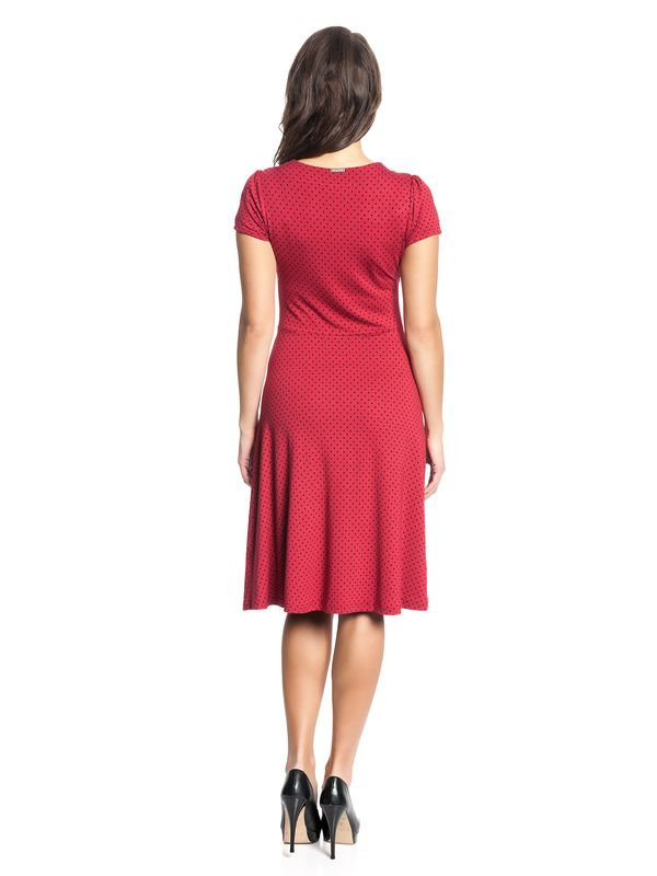 Vive Maria American Beauty Dress red – Bild 4