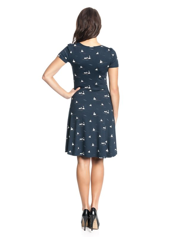 Vive Maria My Swan Dress navy – Bild 3