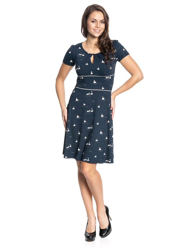 Vive Maria My Swan Dress navy – Bild 2