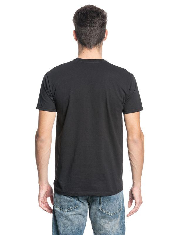 Star Wars Darth Vader Death Star Male T-Shirt black – Bild 4