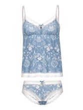 Vive Maria Blue Barock Set blue allover – Bild 0